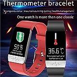 Zoom IMG-1 hzz ip68 impermeabile braccialetto intelligente