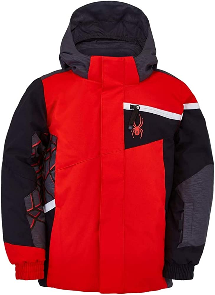Spyder Free shipping anywhere National products in the nation Boys' Mini Ski Jacket Challenger