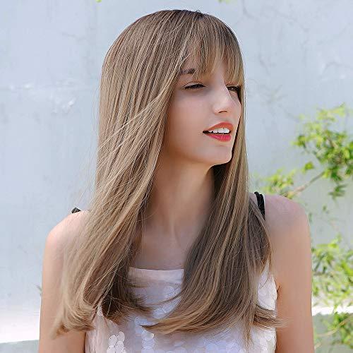 comprar pelucas largas online