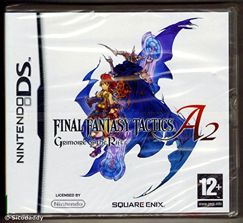 Final Fantasy Tactics A2: Grimoire of the Rift [UK Import]
