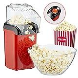Popcornmaschine'Poppy' Popcorn Maker für Zuhause | leistungsstarke fettfreie schnelle Zubereitung...