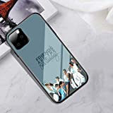 Grey Anatomy Tempered Glass Phone Case Cover for iPhone 6 7 8 Plus X XS XR 11 Pro Max (G3,for iPhone XR)