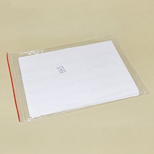 100 Pcs/bag A4 Heat Transfer Paper Made in Korea 108 g/m2 Thickness 0.2 mm