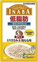 いなば 低脂肪 とりささみ&鶏モモ肉 80g × 12個
