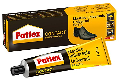 Pattex 1419317 - Colla contatto (dispenser 125 g)