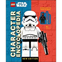 LEGO Star Wars Character Encyclopedia New Edition With Exclusive Darth Maul Minifigure