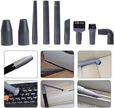ملحقات المكنسة الكهربائية 9Pcs/Set Universal Vacuum Cleaner Accessories Multifunctional Corner Brush Set Plastic Nozzle مل...