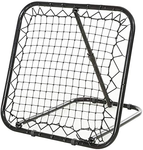 Soozier Angle Adjustable Rebounder Net Goal Training Set Soccer Baseball Basketball Daily Training product image
