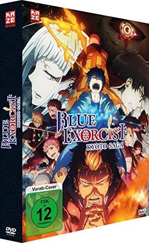 Blue Exorcist: Kyoto Saga - Staffel 2 - Vol.1 - [DVD] mit Sammelschuber