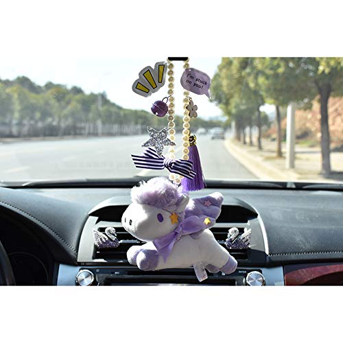 DBDCH auto hanger trojan opknoping achteruitkijkspiegel opknoping Cartoon auto sieraden auto decoratie