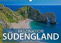 Faszination Suedengland (Wandkalender 2022 DIN A3 quer): Hanna Wagner zeigt unverwechselbare Impressionen aus den suedenglischen Grafschaften zwischen Kent und Cornwall. (Monatskalender, 14 Seiten )