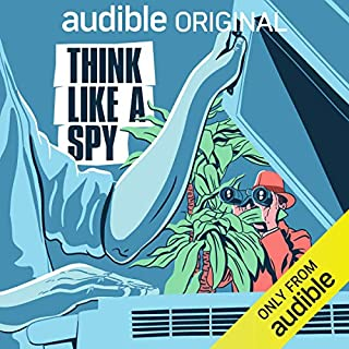 Think Like a Spy cover art