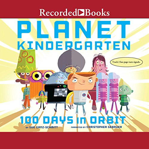 Planet Kindergarten cover art