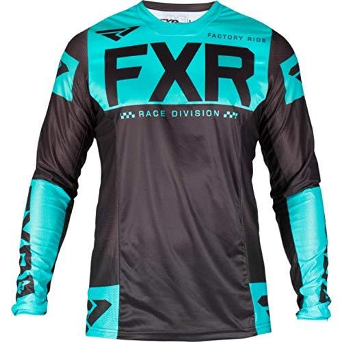 SYXYSM Motocross-Shirt, Motorradjacke, Off-Road-T-Shirt, langärmliges Shirt, Motocross-Jersey, Farbe: Pink, Größe: S
