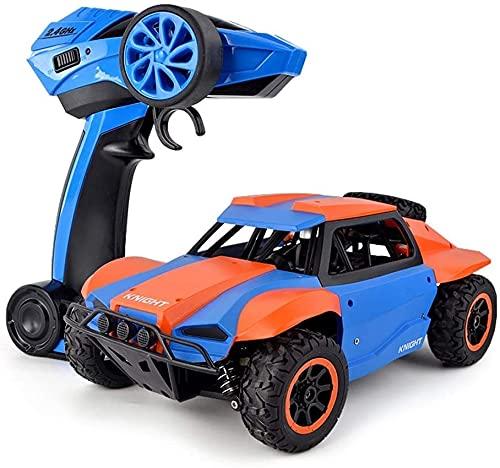 Moerc Talla Grande Control Remoto Coche Alta Velocidad RC Racing Coche Multi-Terreno Radio controlado Offroad Buggy Crawler Truck Regalo para 3 4 5 6 7 8-12 años de Edad Niños Juguetes