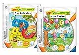 tiptoi - Mein Lernspiel Abenteuer Set - Erste Buchstaben und Erste Zahlen