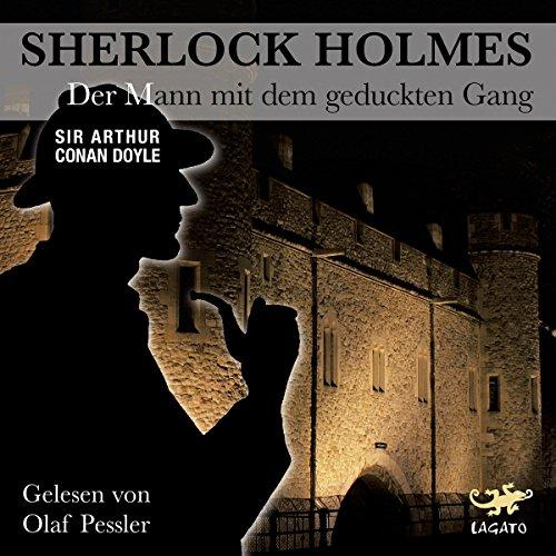 Der Mann mit dem geduckten Gang (Sherlock Holmes) Titelbild