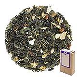 Núm. 1220: Té verde orgánico 'Green Magic (mágico verde)' - hojas sueltas ecológico - 250 g - GAIWAN® GERMANY - té verde de China, cassia, jengibre, naranja, clavel