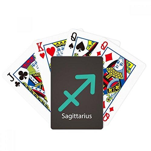 Listopad grudzień Strzelec konstelacja poker gra w magiczna karta zabawa gra planszowa