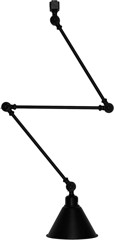 Max 69% OFF SKIVTGLAMP L-Type Track Lighting Pendants Ir Macaron Retro Black Max 83% OFF