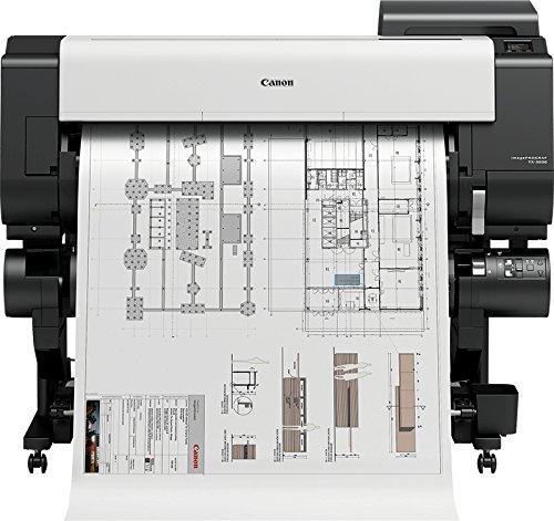 Canon TX-3000 - Impresora de Gran Formato (2400 x 1200 dpi, Inyección de Tinta, HP-GL/2,PDF 1.6, Negro, Cian, Magenta, Amarillo, 0,1%, 0,8 mm): Canon: Amazon.es: Informática