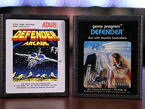 Defend Her? I Hardly Know Her! Defender Arcade Review for Atari 2600