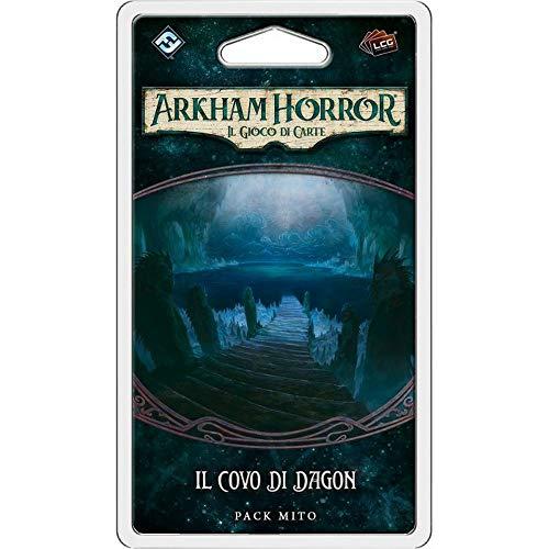 Arkham Horror LCG: El Covo di Dagon Juego de mesa en italiano