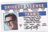 the Honeymooners Buddy Holly Identificación de la Novedad de carnet de Conducir/Falso IDENTIFICACIÓN para Ventiladores de la Leyenda del Rock