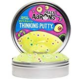 Crazy Aaron's Monstrosity Thinking Party - Glow in The Dark, Multicolored Trendsetter 2021 Edition (3.2 Ounces) - Non-Toxic, Never Dries Out