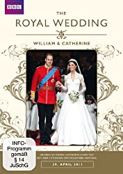 The Royal Wedding - William & Catherine  [DVD]