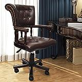 vidaXL Chaise de Bureau Pivotant...