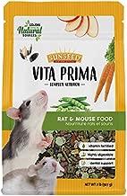 Sunseed Vita Prima Complete Nutrition Rat & Mouse Food, 2 LBS
