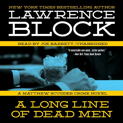 A Long Line of Dead Men copertina