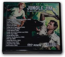 jungle jim movies dvd