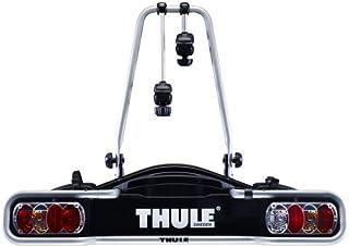 Thule EuroRide 2 13-pin, Portabicicletas funcional que cubre todas las necesidades básicas (para 2 bicicletas).