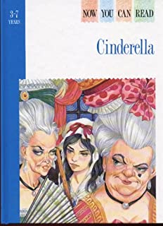 Cinderella (Now You Can Read)