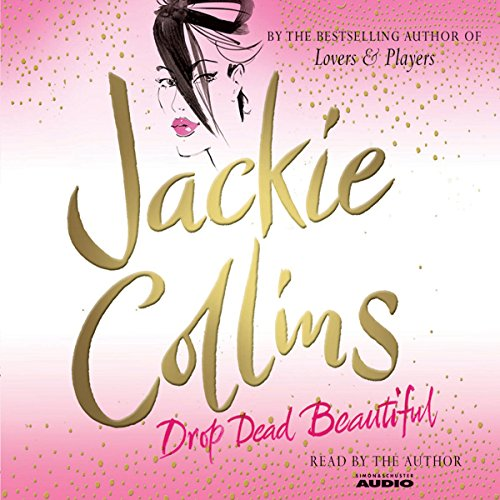 Drop Dead Beautiful audiobook cover art