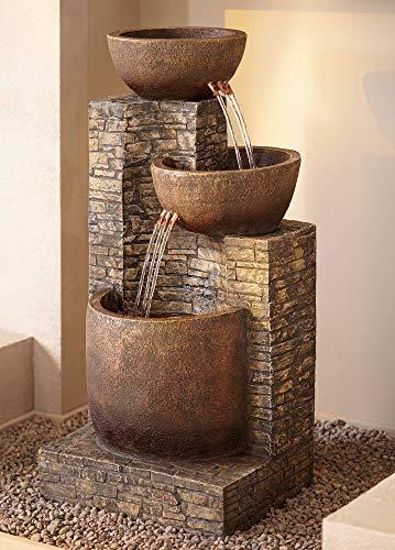John Timberland Outdoor Water Fountain available on Amazon