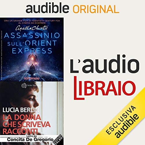Donne che scrivevano capolavori audiobook cover art