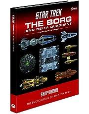 STAR TREK SHIPYARDS BORG & DELTA QUADRANT HC 01 AKRITIRI: The Encyclopedia of Starfleet Ships