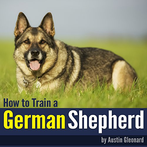How to Train a German Shepherd audiobook cover art