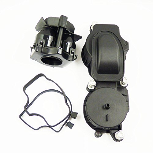 Cárter De Ventilación Turbo Filtro de aceite nuevo 11127799225 para E46 E90 E60 X3 525d 530d 535d