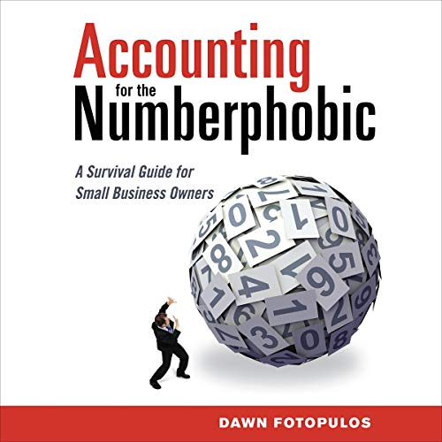 Accounting for the Numberphobic cover art