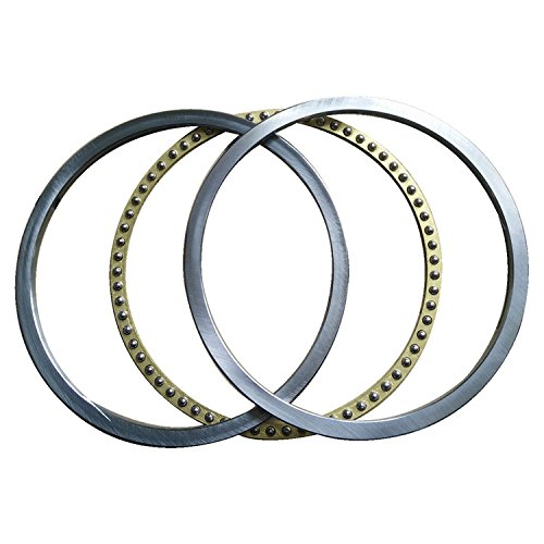 JZO Stainless Steel Thin Section Thrust Ball Bearing 8
