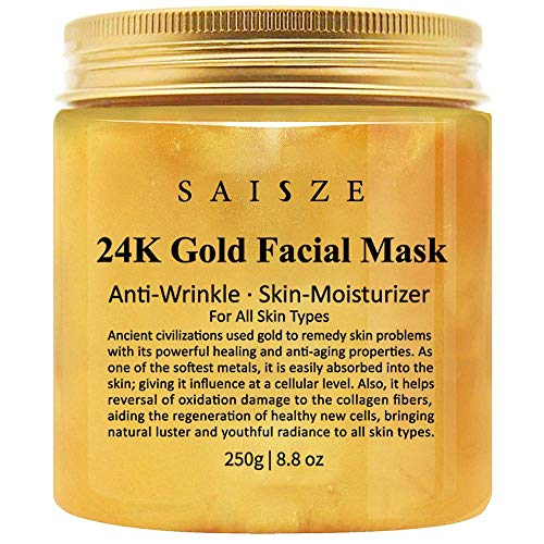 Cosprof 24K Gold Facial Mask for Anti Wrinkle Anti...