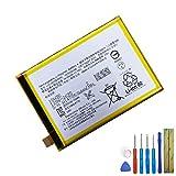 Batería de polímero de litio LIS1605ERPC compatible con Sony Xperia Z5 Premium E6853 Z5 Premium Dual E6883
