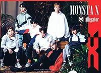 MONSTA X モンスタエックス グッズ 【グラフィック クリアファイル】 A4サイズ 両面写真1