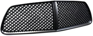 R&L Racing Front Grill Compatible with Dodge Charger 11-14 | New Black Finished Sport Mesh Hood Bumper Grille Cover