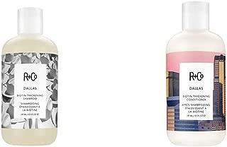 R+Co Dallas Biotin Thickening Shampoo + Conditioner Set