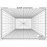 Graph'it Grille de perspective - Modèle C'Perspective frontale'